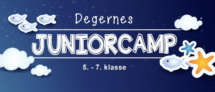 Degernes JUNIORCAMP 2018