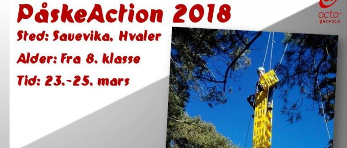 PåskeAction 2018