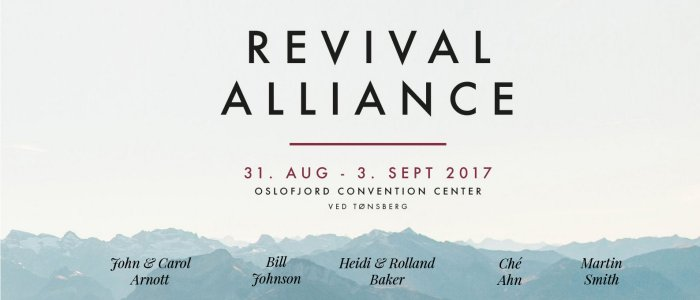 Revival Alliance -  overnatting