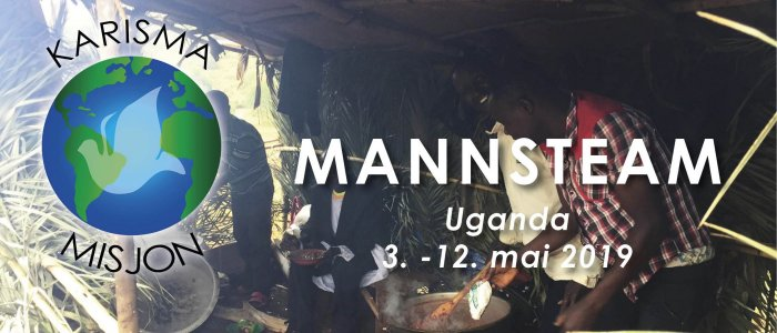 MISJONSTEAM FOR MENN - UGANDA