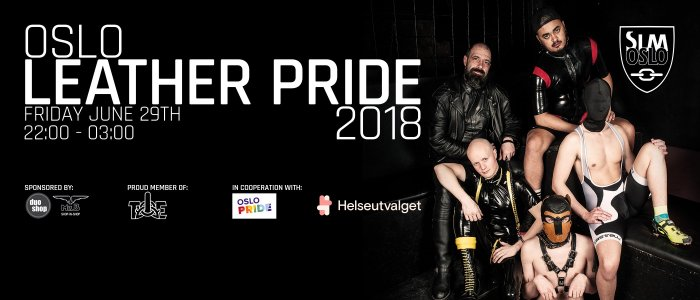 Oslo Leather Pride