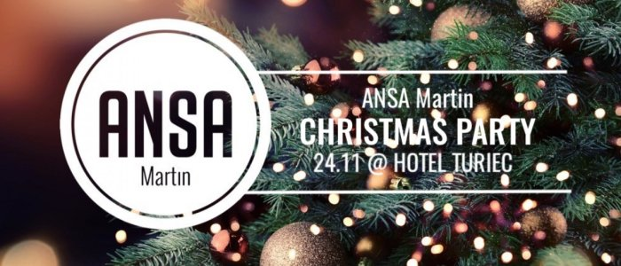 ANSA Martin Christmas Party 2018