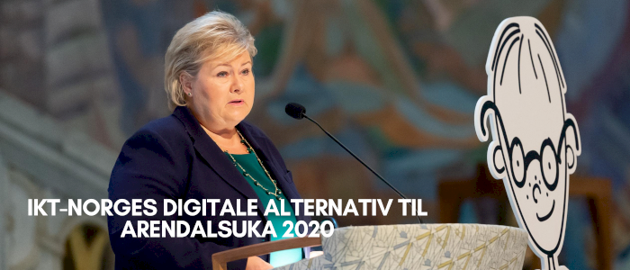 IKT-Norges digitale alternativ til Arendalsuka