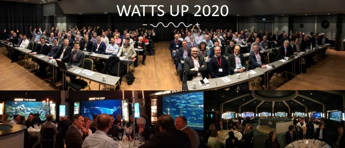 WATTS UP 2019 - Maritime Battery Forum's spring conference